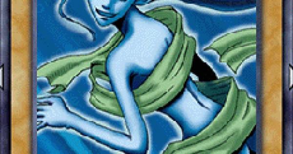 【遊戯王デュエルリンクス】風の精霊の評価と入手方法