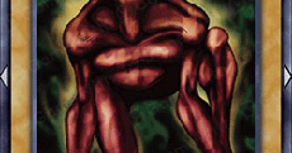 【遊戯王デュエルリンクス】とろける赤き影の評価と入手方法