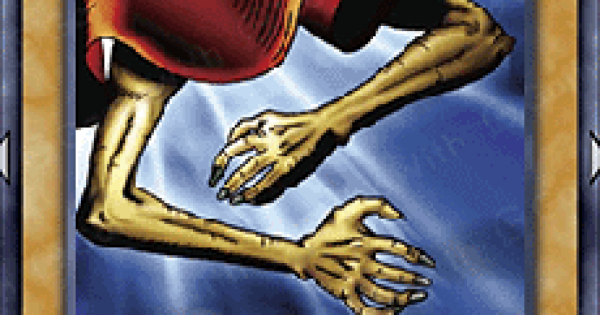【遊戯王デュエルリンクス】黒魔族のカーテンの評価と入手方法