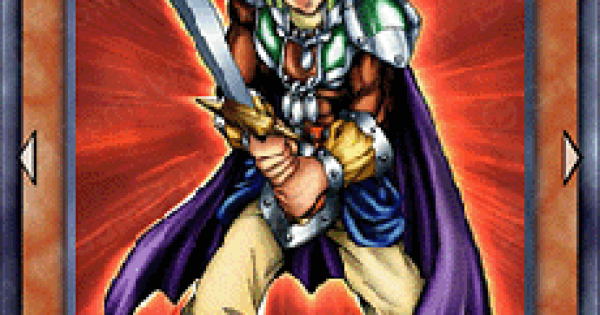 【遊戯王デュエルリンクス】翻弄するエルフの剣士の評価と入手方法