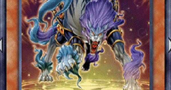 【遊戯王デュエルリンクス】魔導獣ケルベロスの評価と入手方法