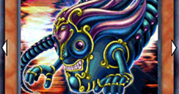 【遊戯王デュエルリンクス】女邪神ヌヴィアの評価と入手方法