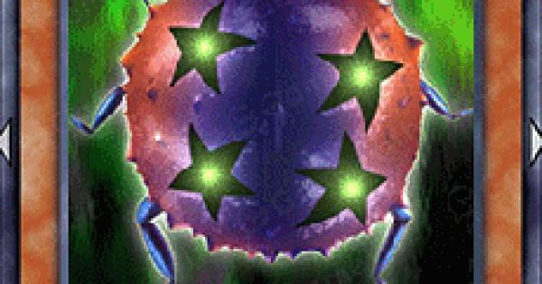 【遊戯王デュエルリンクス】死の4つ星てんとう虫の評価と入手方法
