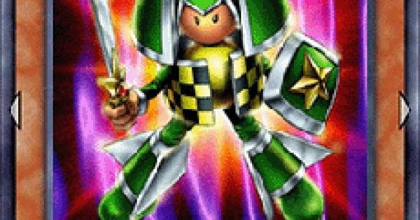 【遊戯王デュエルリンクス】ロケット戦士の評価と入手方法