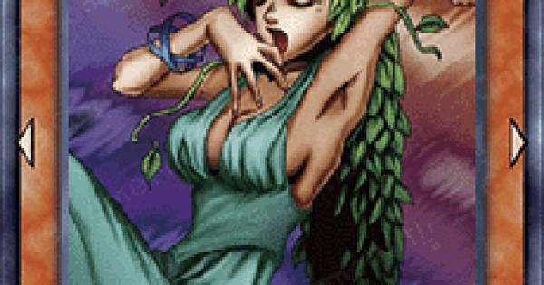 【遊戯王デュエルリンクス】きまぐれの女神の評価と入手方法