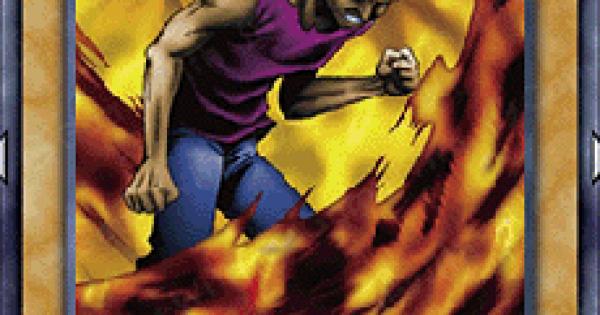 【遊戯王デュエルリンクス】炎を操る者の評価と入手方法