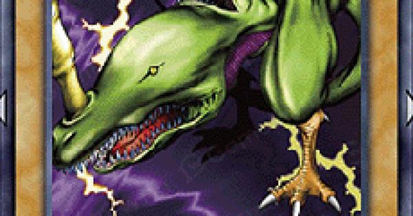 【遊戯王デュエルリンクス】二つの口を持つ闇の支配者の評価と入手方法