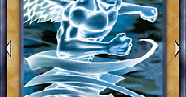 【遊戯王デュエルリンクス】風の番人ジンの評価と入手方法