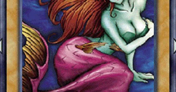【遊戯王デュエルリンクス】恍惚のマーメイドの評価と入手方法