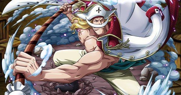 【トレクル】若白ひげ(襲来戦)の評価【ワンピース トレジャークルーズ】