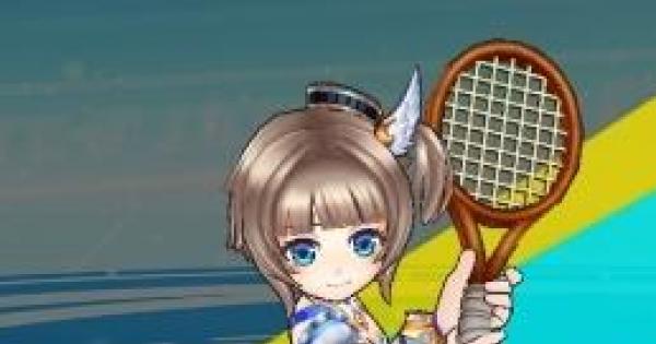 【白猫テニス】エクセリア(神気)の評価とおすすめギア【白テニ】
