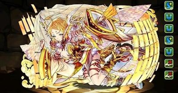 【パズドラ】光カンナの評価!おすすめの潜在覚醒