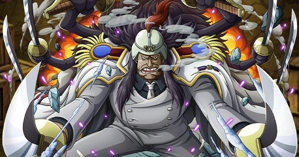 【トレクル】八刀流の剣士オニグモの評価【ワンピース トレジャークルーズ】