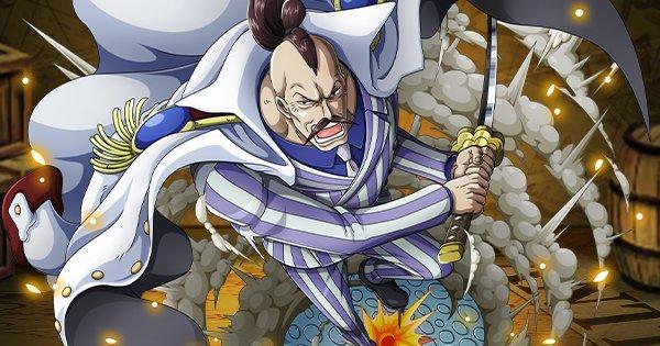 【トレクル】怪物斬りの名将モモンガの評価【ワンピース トレジャークルーズ】
