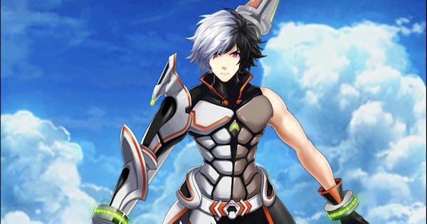 神気グレイヴ(槍/ヒーロー)の評価とおすすめ武器