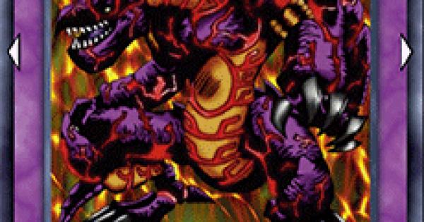 【遊戯王デュエルリンクス】メテオブラックドラゴンの評価と使い道