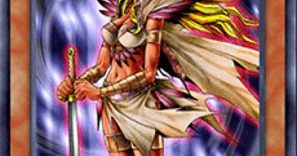 【遊戯王デュエルリンクス】アマゾネスの聖戦士の評価と入手方法