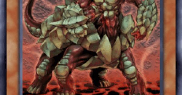 【遊戯王デュエルリンクス】幻獣ロックリザードの評価と使い道