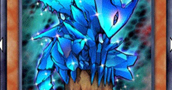 【遊戯王デュエルリンクス】氷岩魔獣の評価と入手方法