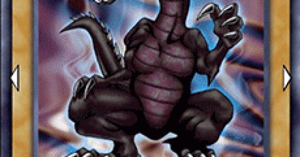 【遊戯王デュエルリンクス】屍を貪る竜の評価と入手方法