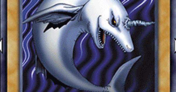 【遊戯王デュエルリンクス】ホワイトドルフィンの評価と入手方法