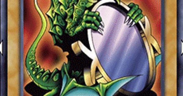 【遊戯王デュエルリンクス】悪魔の鏡の評価と入手方法