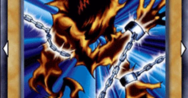 【遊戯王デュエルリンクス】聖なる鎖の評価と入手方法