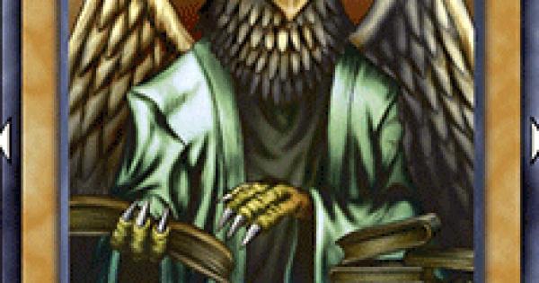 【遊戯王デュエルリンクス】本の精霊ホークビショップの評価と入手方法