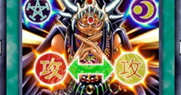【遊戯王デュエルリンクス】アマゾネスの呪詛師の評価と使い道
