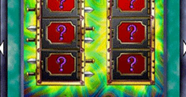 【遊戯王デュエルリンクス】死のマジックボックスの評価と入手方法