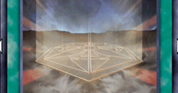 【遊戯王デュエルリンクス】砂塵の結界の評価と入手方法