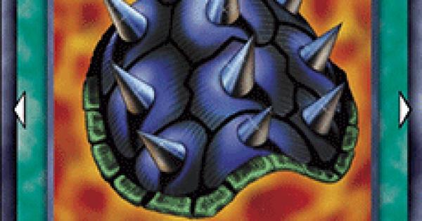 【遊戯王デュエルリンクス】はがねの甲羅の評価と入手方法