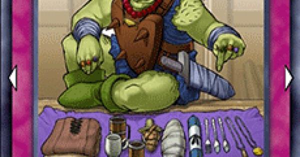 【遊戯王デュエルリンクス】押し売りゴブリンの評価と入手方法