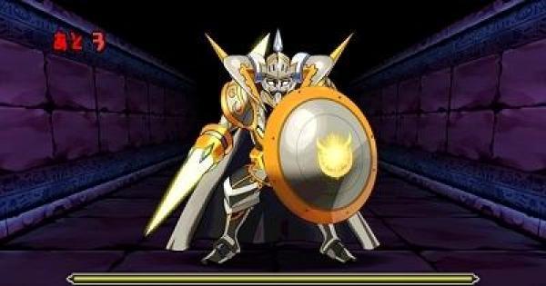 【パズドラ】闇の護神龍(超地獄級)ノーコン攻略と安定周回 サイオン