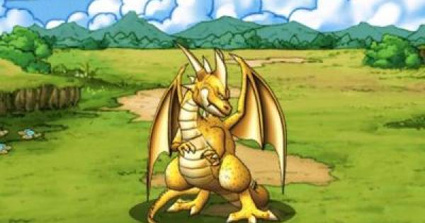 【DQMSL】グレイトドラゴン(A)の評価とステータス