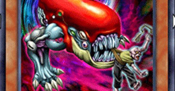 【遊戯王デュエルリンクス】異次元の狂獣の評価と入手方法