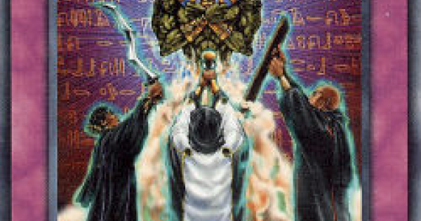【遊戯王デュエルリンクス】降霊の儀式の評価と入手方法