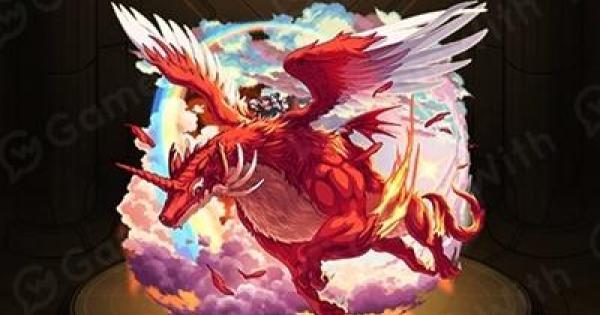 【モンスト】オルタナティブドラゴンの最新評価!適正神殿とわくわくの実
