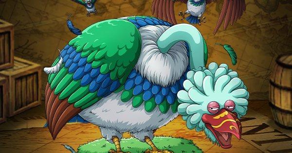 【トレクル】トリノ王国の怪鳥の評価【ワンピース トレジャークルーズ】