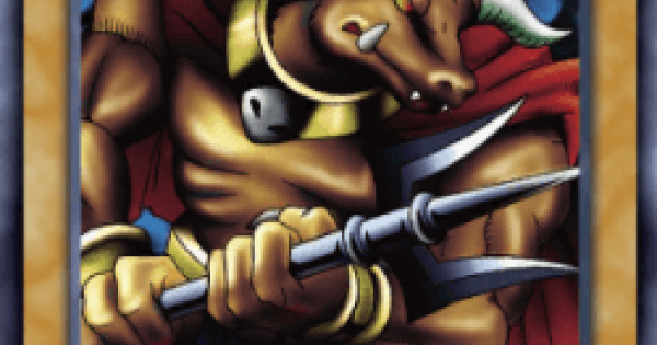 【遊戯王デュエルリンクス】牛魔人の評価と入手方法