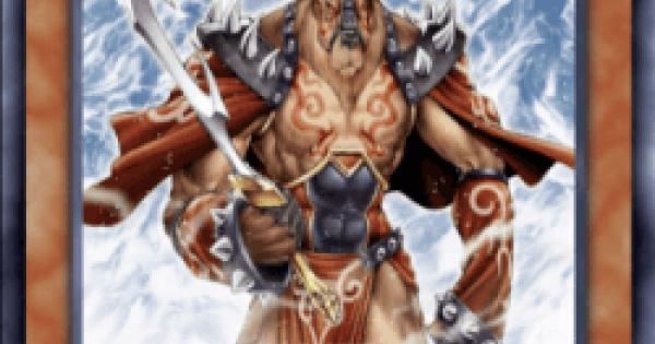 【遊戯王デュエルリンクス】幻獣ワイルドホーンの評価と入手方法