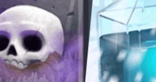 【クラロワ】スケルトンラッシュ&フリーズデッキ解説!使い方と対策【クラッシュロワイヤル】