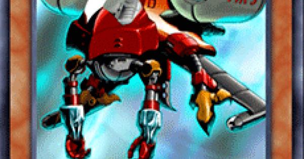 【遊戯王デュエルリンクス】水陸両用バグロス Mkー3の評価と入手方法