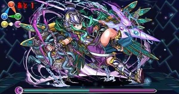 【パズドラ】帝都の守護神・アテナ降臨!ノーコン攻略
