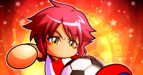 【パワサカ】東野武蔵(ひがしのむさし)の評価とイベント【パワフルサッカー】