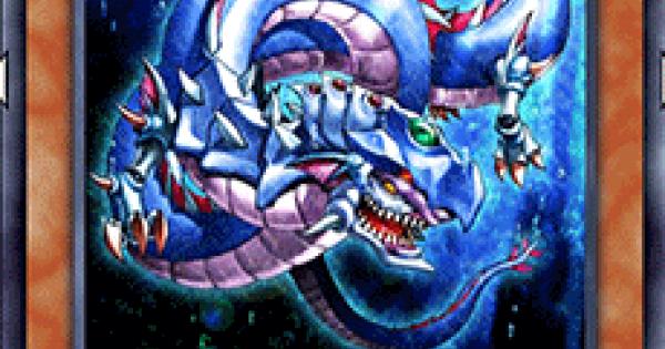 【遊戯王デュエルリンクス】海竜ダイダロスの評価と入手方法