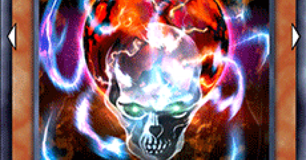 【遊戯王デュエルリンクス】魔力吸収球体の評価と入手方法