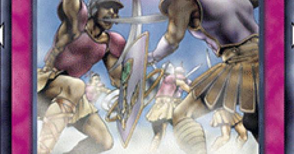 【遊戯王デュエルリンクス】白兵戦の評価と入手方法