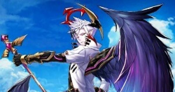 【白猫】レイン(神気)の評価とおすすめ武器