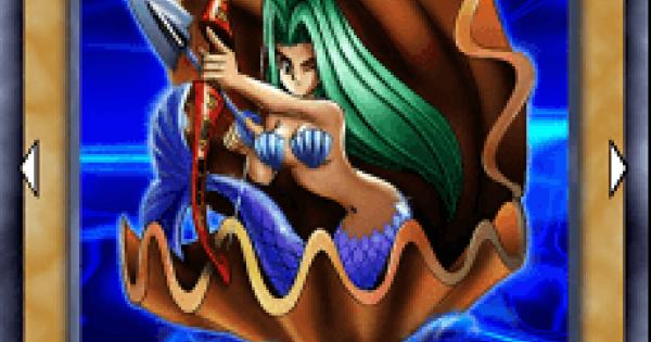 【遊戯王デュエルリンクス】弓を引くマーメイドの評価と入手方法